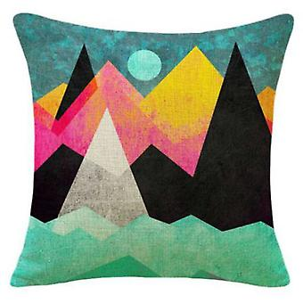 Superstudio Cushion Cover Mountains 45X45 (Home , Textile , Cushiones)