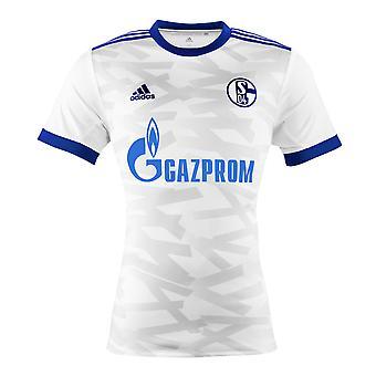 2017-2018 Schalke Adidas maglia Away (bambini)