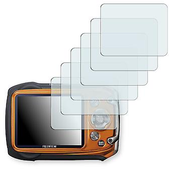 Fujifilm FinePix XP100 display protector - Golebo crystal clear protection film
