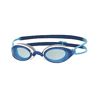 Zoggs Fusion Air Adult Swim Goggle - Blue Lens - Navy/Blue
