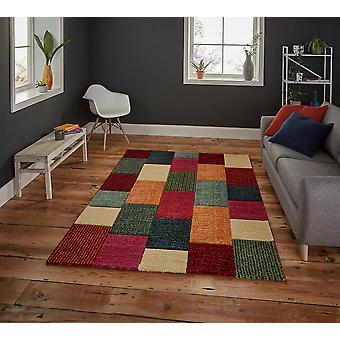 Brooklyn 21830 Multi rechthoek tapijten moderne tapijten