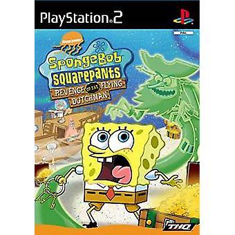 SpongeBob hämnd på den flygande holländaren (PS2)