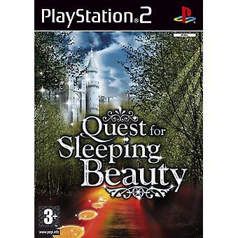Quest for Sleeping Beauty (PS2) - Usine scellée