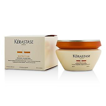 Kerastase Nutritive Masque Magistral Fundamental Nutrition Masque (severely Dried-out Hair) - 200ml/6.8oz