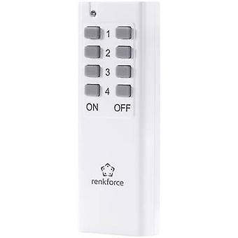 Renkforce 1208459 Cordless remote control Indoors