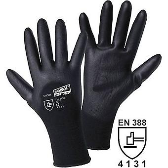 Nylon Protective glove Size (gloves): 11, XXL EN 388 CAT II L+D worky MICRO black2 1152 1 pair