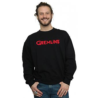 Gremlins Men's Text Logo Sweatshirt