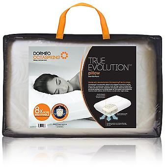 Dormeo Octaspring True Evolution High Pillow Breathable Front/Back/Side Sleeper