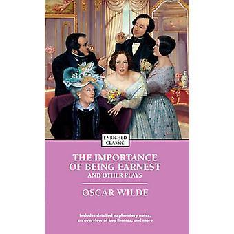 Poważni na serio i innych sztuk Oscar Wilde - 9781