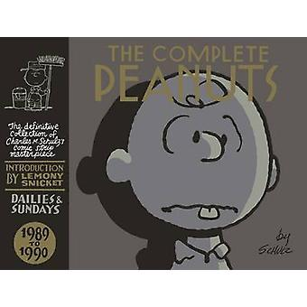 The Complete Peanuts 1989-1990 - Volume 20 (Main) by Charles M. Schulz