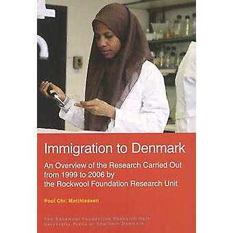 Immigration to Denmark - An Overview of the Research Carried Out from