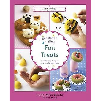 Get Started Making Fun Treats by Shirley  Wong - 9789814794152 Book