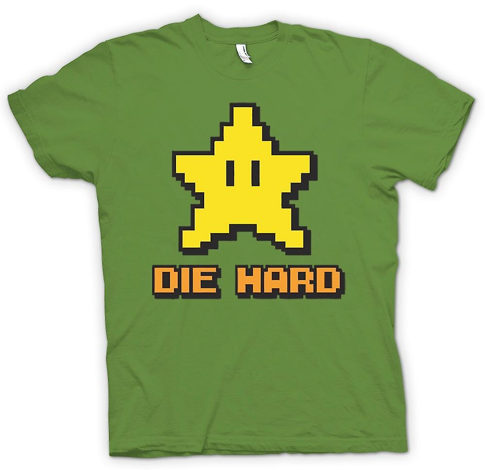 Hommes T-shirt - Die Hard - Pacman - Quote
