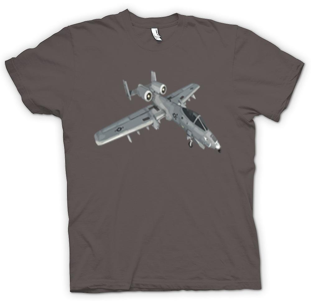 Camiseta mujer - A10 Tank Buster - USAF