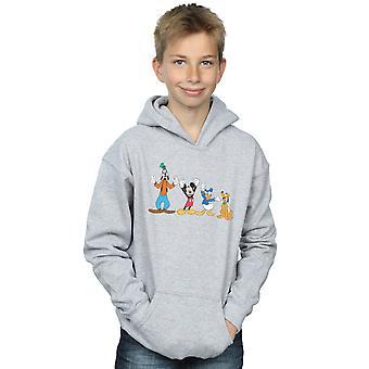 Disney drenge Mickey Mouse venner hættetrøje