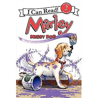 Marley: Messy Dog (I Can Read Marley - Level 2