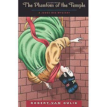 Phantom van de tempel (rechter Dee mysterie Series)