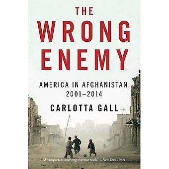 De verkeerde vijand: Amerika in Afghanistan, 2001-2014