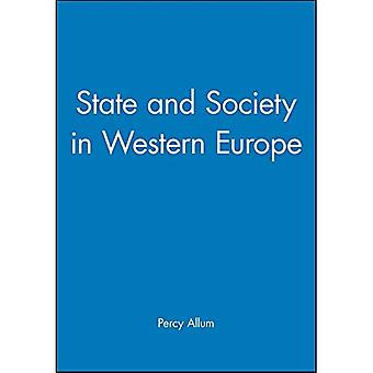 Påstå och samhälle i västra Europa