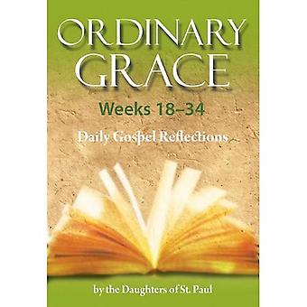 Ordinary Grace, Weeks 18-34: Daily Gospel Reflections