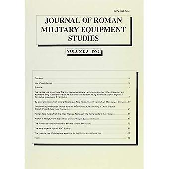 Journal of Roman Military Equipment Studies