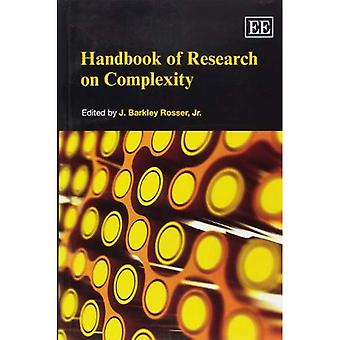 Handbook of Research on Complexity (Elgar Original Reference)