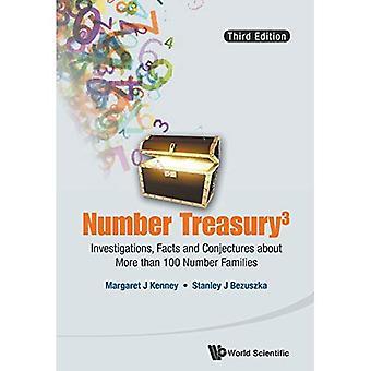 Trésor numéro 3: Enquêtes, faits et Conjectures sur plus de 100 familles de numéro (3e édition)