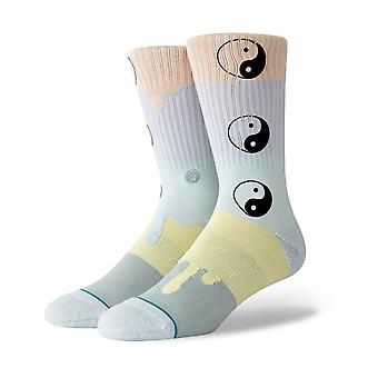 Haltung-Yin zu meinem Yang Crew Socken