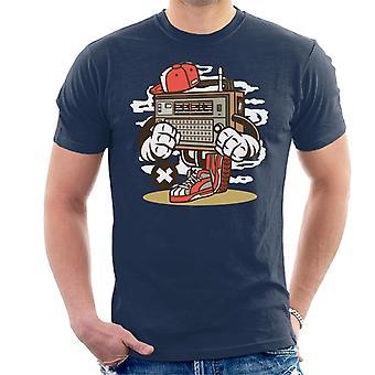 Radio Transistor mand mænd T-Shirt