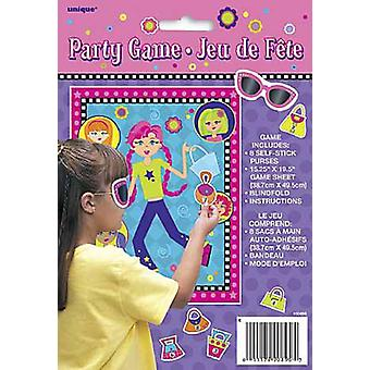 SALE -  Party Game - Glamour Girl | Kids Party Games