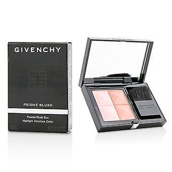 Givenchy Prisme Blush Powder Blush Duo - #03 Spice - 6.5g/0.22oz