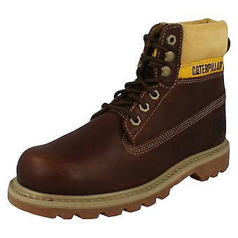 Mens Caterpillar Casual Lace Up Ankle Boots Colorado