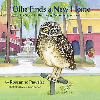 Ollie Finds a New Home The Story of a Burrowing Owl on Marco Island by Pawelec & Roseanne