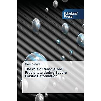 The role of Nanosized Precipitate during Severe Plastic Deformation by Borhani Ehsan