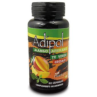 PlantaPol Adipol (African Mango, teverde Chrome) 60cap. (Diet , Supplements)