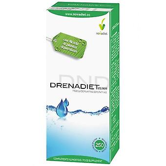 Novadiet Drenadiet Elixir 250 ml (Diet , Supplements)