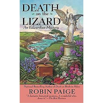 Death on the Lizard by Robin Paige - 9780425210390 Book