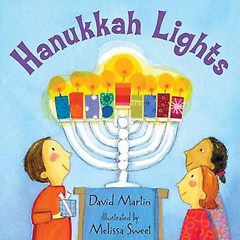 Hanukkah Lights by David Martin - Melissa Sweet - 9780763630294 Book