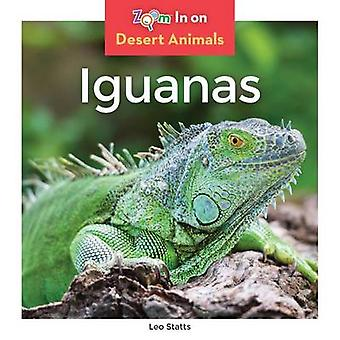 Iguanas by Leo Statts - 9781680791815 Book