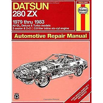 Datsun 280ZX 1979-83 Owner's Workshop Manual by Rik Paul - J. H. Hayn