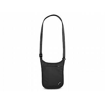 Pacsafe Coversafe V75 RFID blocco collo Pouch (Black)