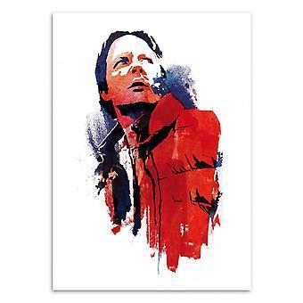 Art-Poster - Time Traveler - Robert Farkas 50 x 70 cm