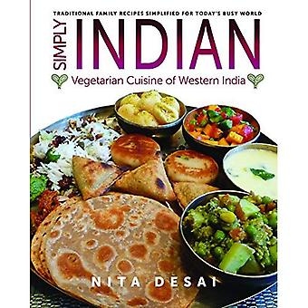 Simply Indian: Vegetarian Cuisine of Western India