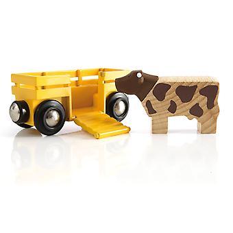 Brio 33406 krowy i wagonu