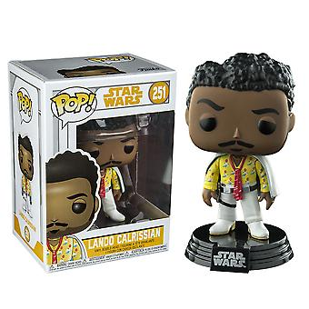 Star Wars Solo Lando Calrissian US Exclusive #1 Pop! Vinyl