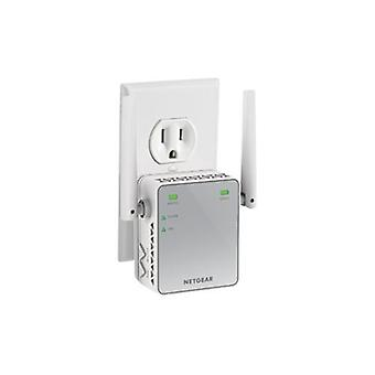 Netgear ex2700-100pes wi-fi range extender essenziale 300mbs-dispositivo per l'estensione del segnale wireless 802.11 b/g/n fino a 300mbit