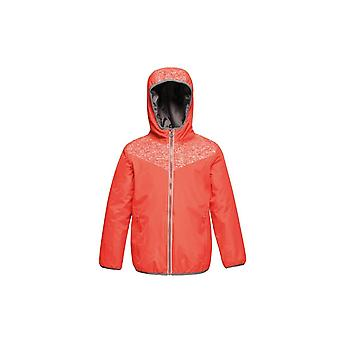 Regatta professional  kid's reflector jacket tra318