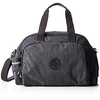 Kipling CAMAMA Bag Messenger 44 cm 22 liters Blue (Active Denim)