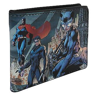 Batman Hush #619 Cover Men-apos;s Bi-Fold Wallet
