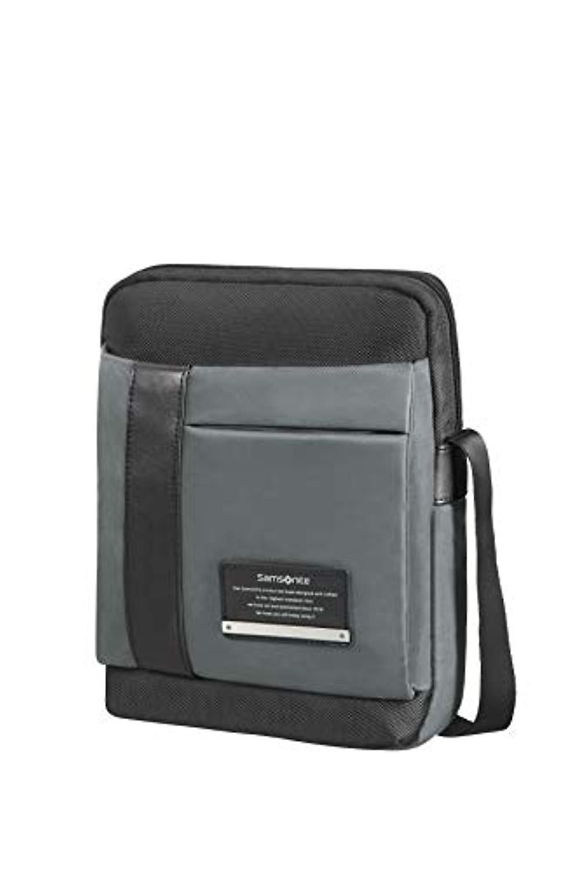 Samsonite Openroad - Tablet shoulder bag - size 29 cm - 4 -5 litres - color: Grey